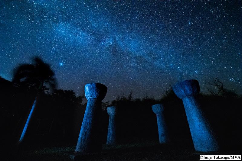 星空観賞 (Stargazing)