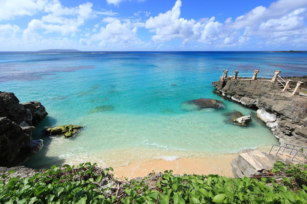 タガビーチ (Taga Beach)
