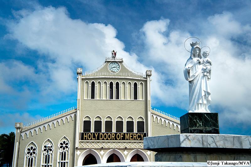 マウントカーメル大聖堂(Mount Carmel Cathedral)