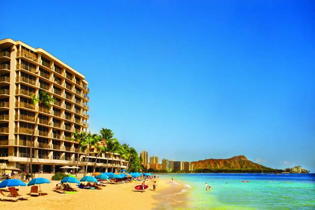 ハワイ月間人気ホテル総合ランキング