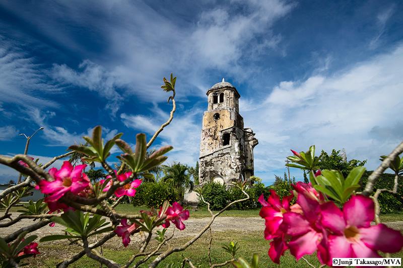 オールドサンホセ教会鐘楼