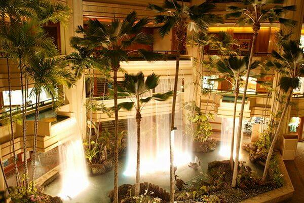 月間人気ハワイのホテル総合ランキング